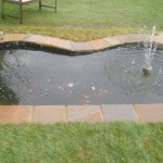 Water feature landscape by Busy Bee Wokingham