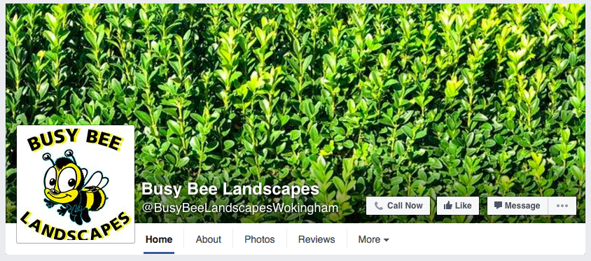 Busybee Facebook